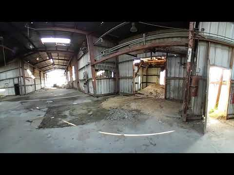 360 vr Haunted Abandoned building part 1