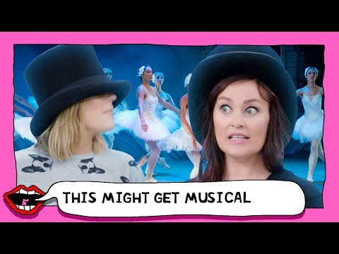 OPENING FOR THE TONYS with Grace Helbig & Mamrie Hart