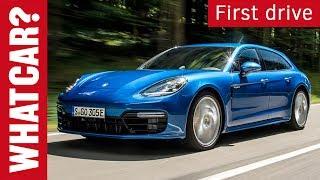 Porsche Panamera Sport Turismo review | Has Porsche finally cracked it? | What Car? first drive