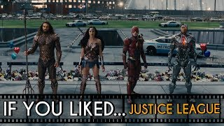 Download FIVE Films to Watch If You Liked... Justice League Video