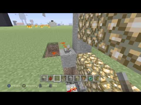 One Way Glass I Minecraft