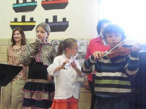 3rd grade performance