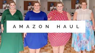 Amazon Affordable Plus Size Haul