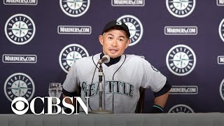 Download MLB legend Ichiro Suzuki retires after 27 seasons Video