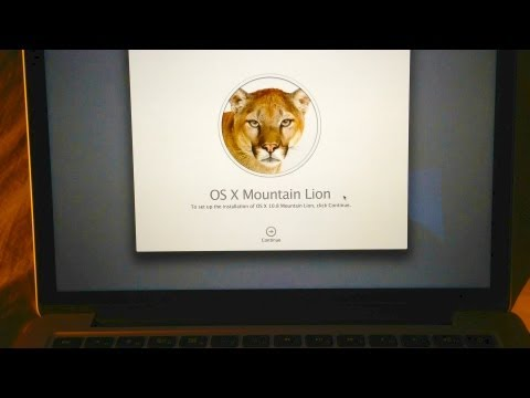 How To Erase Your Mac and Reinstall Operating System