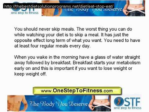 Tips For Anorexic Diet Plan
