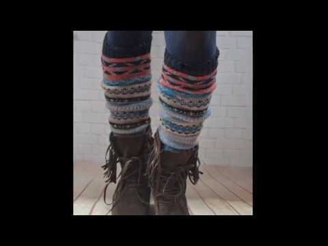 Winter Leg Warmers
