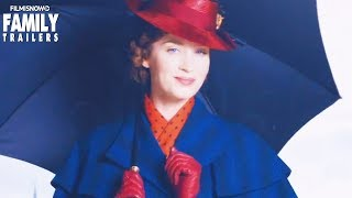 Mary Poppins Returns | Emily Blunt dazzles in first look at Disney Classic sequel - D23 Expo