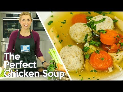 Recipe: The Perfect Chicken Soup   The Jewish Chronicle