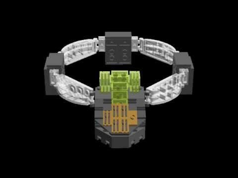 Lego Skylanders #177 Traptanium Portal