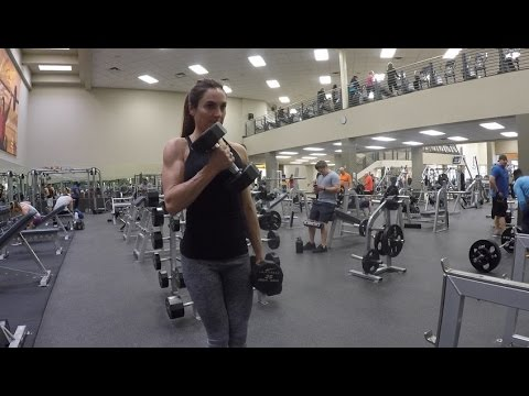 Free Bicep and Tricep Workout 2