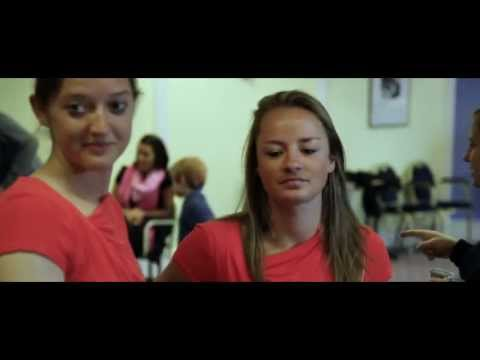 T. M. Lewin - Fitting the England Women's Cricket Team