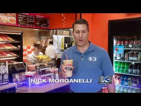 Dunkin Donuts Springfield WSHM Promo Iced Coffee