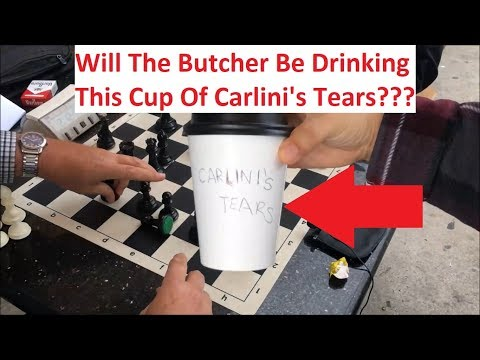 Will The Butcher Be Drinking Carlini's Tears After This Game?