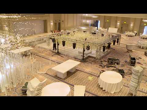 Hyatt Amman wedding by IEVENTS MANGMENT