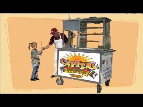 Concession Stands   Food Carts   Capital Churros 818-771-9082