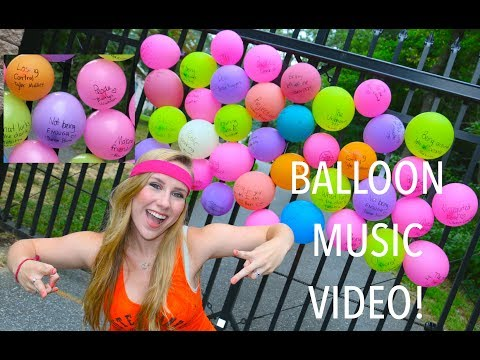 BALLOON: OFFICIAL MUSIC VIDEO WITH FAN FEARS!