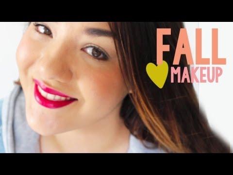 My Simple Everyday Fall Makeup ♥ Banggood.com Makeup Brushes