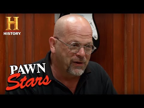 Pawn Stars: The Five Sharps