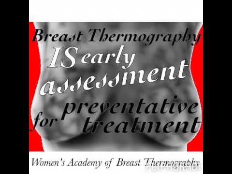 Breast Thermography Does NOT Replace Mammography or Detect Cancer