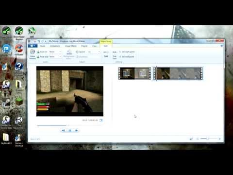 How To Cut/Trim Your Clip In Windows Live Movie Maker