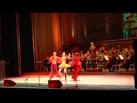 Rumba of VIVAT OPERETTA  Lviv Ballet Ukraine