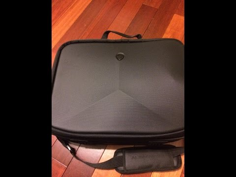 Alienware Vindicator briefcase review