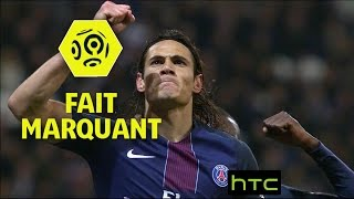 Total CAVANI: Ses 18 buts en une demi-saison! 19ème journée de Ligue 1 / 2016-17
