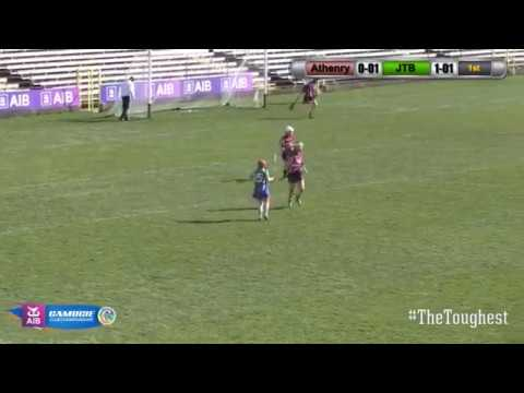 AIB All-Ireland Intermediate Camogie Club Final Highlights - Johnstownbridge vs Athenry