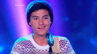 Nicolás cantó Thinking out loud de E. Sheeran y A. Wadge – LVK Col – Rescates – Cap 40 – T2