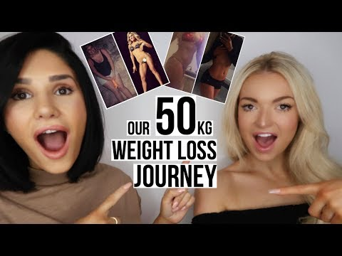OUR 50KG WEIGHT LOSS TRANSFORMATION JOURNEY