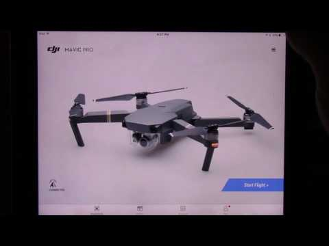 DJI GO4 UPDATE MAY 2017-NO FLY ZONE CHANGE EXAMPLE