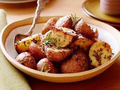 ROSTED ROSEMARY RED BLISS POTATOES