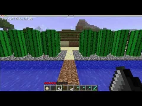 Minecraft Flint Factory