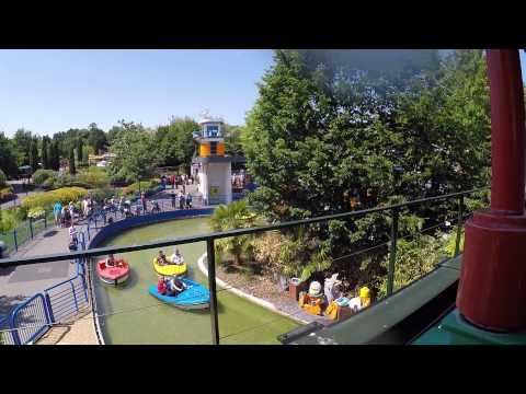 Heartlake City Express at Legoland Windsor