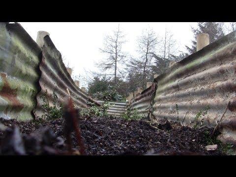 Raised Beds - Cheap vegetable gardening beds - Permaculture Design - Huglekultur Vegetable garden