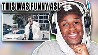 LOGIC IS TOO FUNNY FOR THIS!!! | Logic - Icy ft. Gucci Mane (Official Video) REACTION
