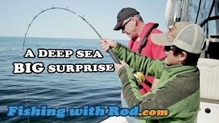 A Deep Sea Big Surprise | Fishing with Rod