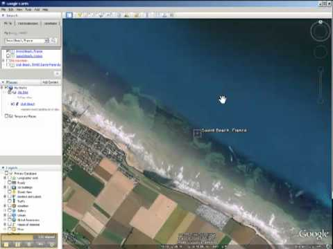 How to make a Google Earth tour