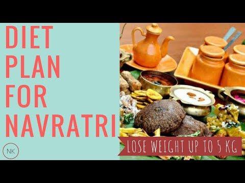 Navratri Diet Plan | नवरात्रि मे क्या खाएं  | What To Eat In Navratri Fast | Nainja Kapoor
