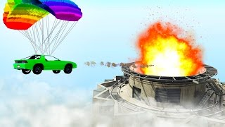 JAMES BOND GTA 5 RACING! (GTA 5 Funny Moments)