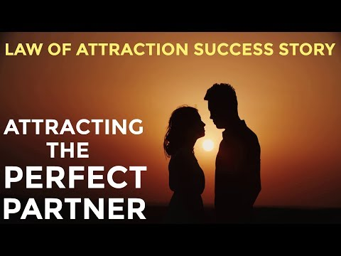 MANIFESTATION #91: LAW OF ATTRACTION for Love and Marriage - Attracting Perfect Partner and Wedding
