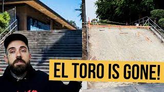the El Toro 20 Stair is GONE