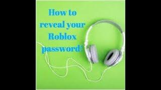 roblox checker See passwords