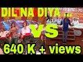 Download Hrithik roshan song dance Dil  Na diya latest dance video MP3,3GP,MP4