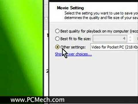 Getting Better Quality Online Videos with Movie Maker