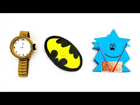 3 Simple DIY Toys For Kids