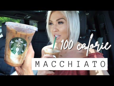 Starbucks 100 Calorie Macchiato
