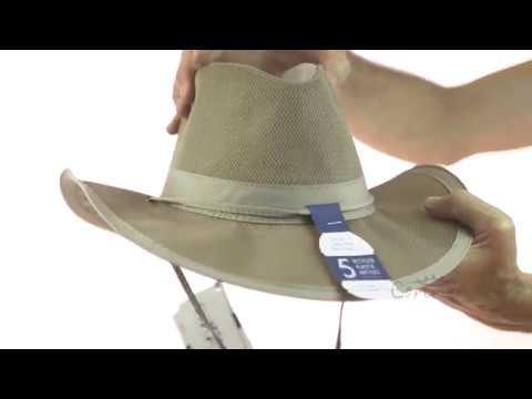 Sunblocker Lightweight Recycled Outdoor Hat SKU# Y1274