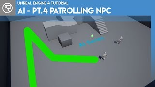 Unreal Engine 4 Tutorial - AI - Part 3 Chasing the Player - PakVim